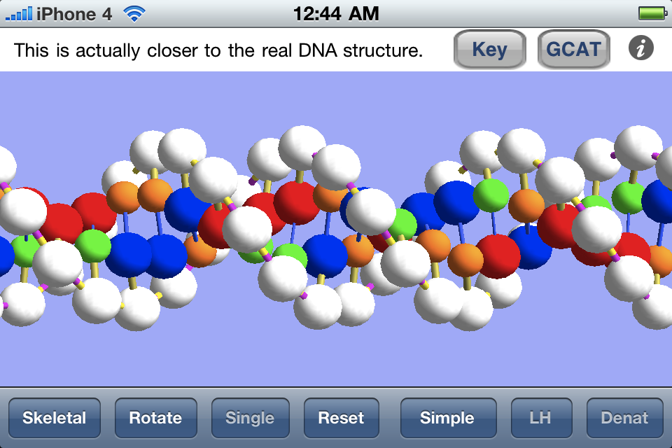 iphone4 dna image